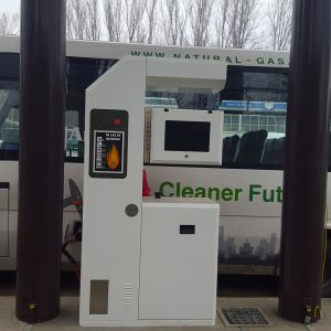 Dispenser ERM for CNG