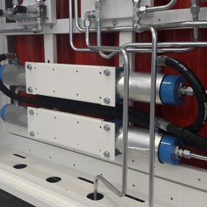 Detail of FGSTOCK modular units