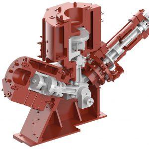reciprocating compressor-DA300_sezione CNG