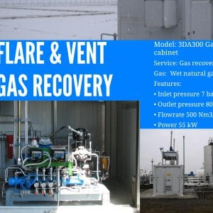 Flare-Vent-gas-recovery