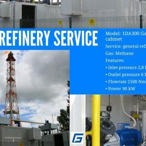 Refinery-Service