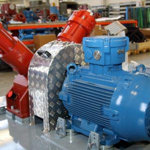 Skid SA200 reciprocating compressor