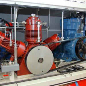 GasVector with SA200 Compressor