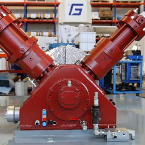 SA200 reciprocating compressor