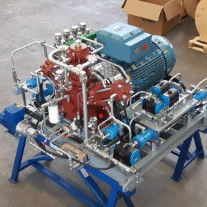 Skid SA200 Alternative Compressor