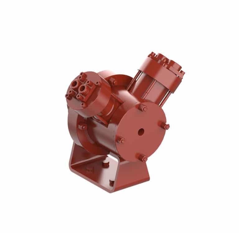 Compressore SA50 per recupero dei gas