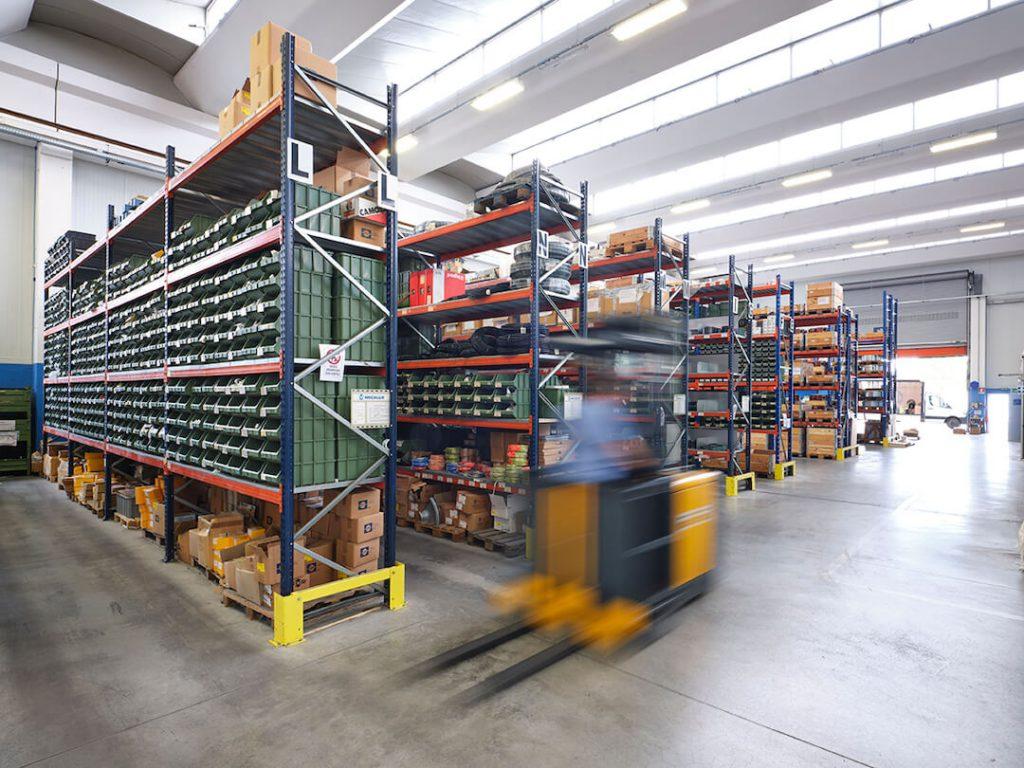 FornovoGas Warehouse